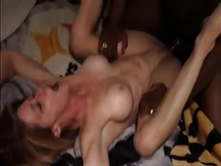 Husband Films Wife With A Bbc