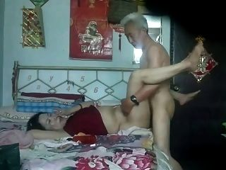 Too Old Asians Man