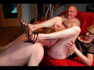 Bi Couple Threesome Part One