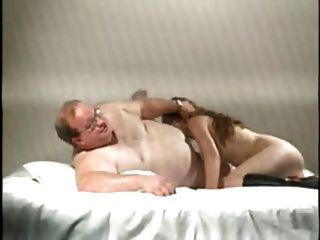 Wife Fucks Fat Guy In Front Of Hubby