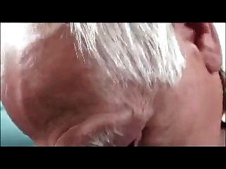 Old Man Sucking Cock In Car