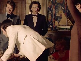 Best Orgies: Comtesse Ixs (1976) With Alban Ceray