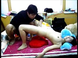 Chinese Homemade Sex Tape