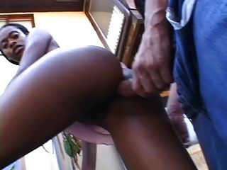 Fit Young Black Chicks Taking Big White Dicks
