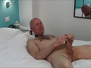 Horny Angel Dominates Dirty Grandpa