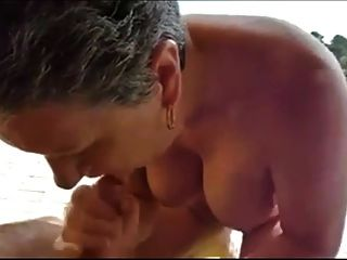 Mature Wife Blows