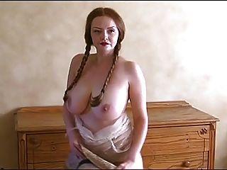 Natasha Dedov Dances And Strips