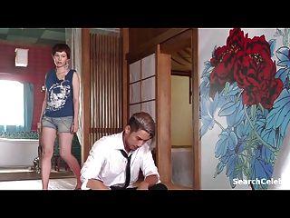 Teresa Daley And Yui Hatano - Sashimi