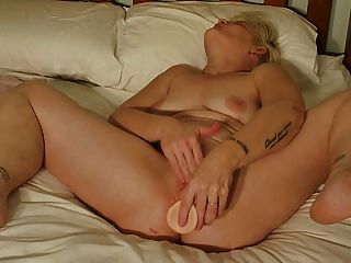 Wife Finger Fucking Her Pussy