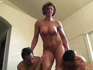 Mistress Amazon Get Her Fine Body Worshiped