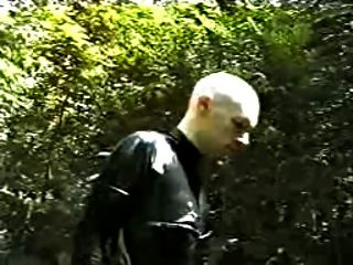 Donatella And Her Rubber Slave