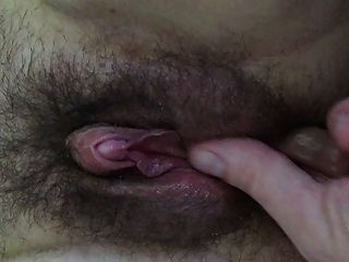 More Big Clit And Hairy Pussy