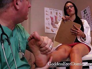 Goddess Foot Worship - Foot Fetish - Foot Domination