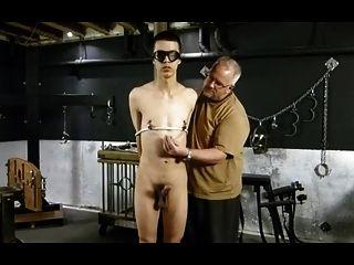 Bdsm Bondage Gay Boy Gets Punishment