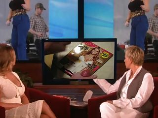 Jessica Simpson & Freinds On Ellen
