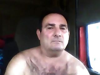 Pakistan Trucker Dad
