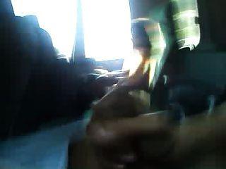 Flash Dick In Bus