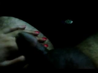 Indian Handjobs In Car With Nice Music