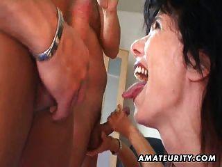 3 Amateur Sluts And 3 Cocks ! Homemade Hardcore Groupsex