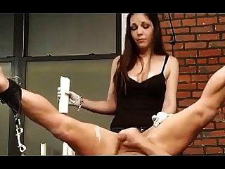 Two Scenes - Male Sex Slaves