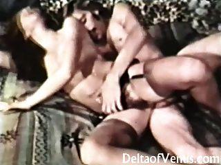 Vintage 1960s Amateur Xxx - She Craves It