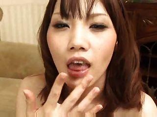 Japanese Rim And Blowjob