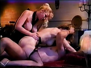 Randi Storm + Elizabeth X + Hershel Savage Hot Threesome