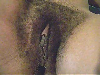 The Most Hairy Black Pussy