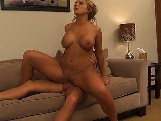 Hot Ejaculation On Tits Nikki Sexxx