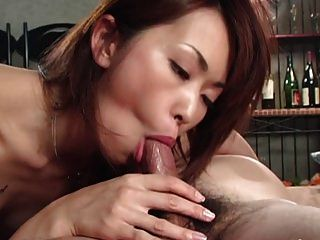 Sensual Couple From Japan