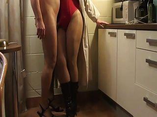 Married Husband And Wife Love Pantyhose