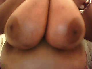 Webcams 2014 - Ssbbw W Gargantuan Tits 1: Oil Show