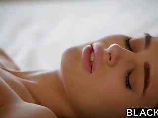 Blacked Brunette Lana Rhoades First Big Black Cock