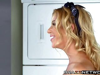 Hot And Busty Blonde Milf Alexis Fawx Bangs Her Sons Friend