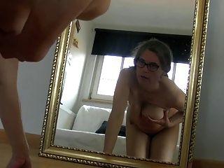 Busty Tina - The Mirror (sc Please Don