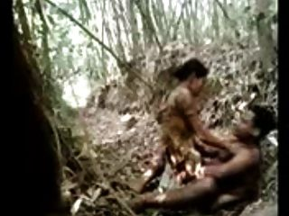 22 1st Time Village Lovers Hot Sex In Forest