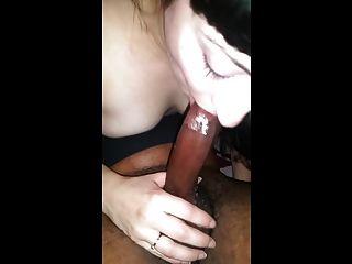 Huge Bbc Destroys Hot Wife