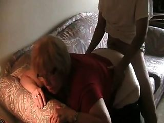 Granny Loves Cream And Pies - In Her Ass, Too