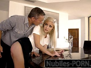 Bad Girl Naomi Woods Spanked And Fucked By Daddy
