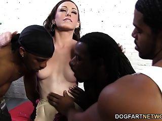 Jennifer White Bbc Gangbang And Double Penetration