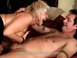 Granny Blowing Her Neighbor