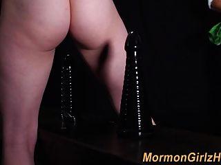 Mormon Fucked By Bishop