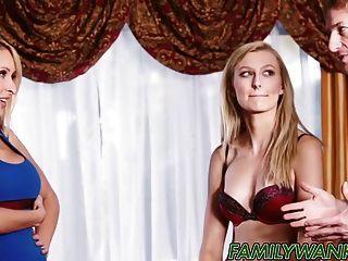 Alexa Grace Shares Her Boyfriends Dick With Her Stepmom