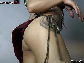 Mistress Tangent Femdom Fart Domination Of You As Male Slave