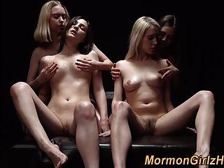 Mormon Teens Break Taboo