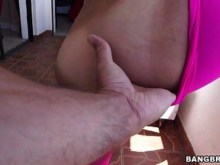 Big Butt Sophia Steele Takes Big Dick Doggy Style