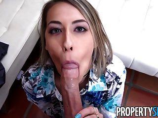 Propertysex - Nice Guy Bangs Real Estate Agent Girlfriend
