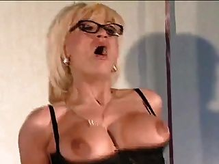Italian Mom Sprayed In Mouth&lens..