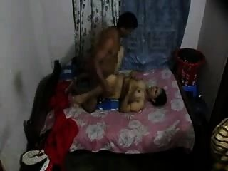 Desi Couple Fucking In Bedroom