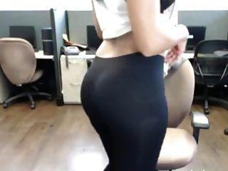 Big Titty Indian Masturbates